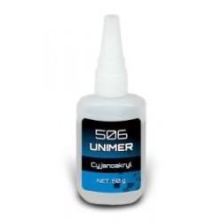 Klej cyjanoakrylowy UNIMER 506