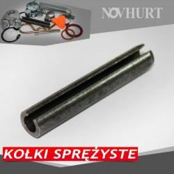 Kołek sprężysty DIN 1481 rozmiar 5