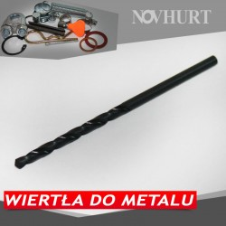 Wiertła do metalu czarne