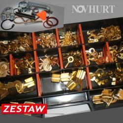 Zestaw Końcówek i Nasadek Elektr. 204 el.